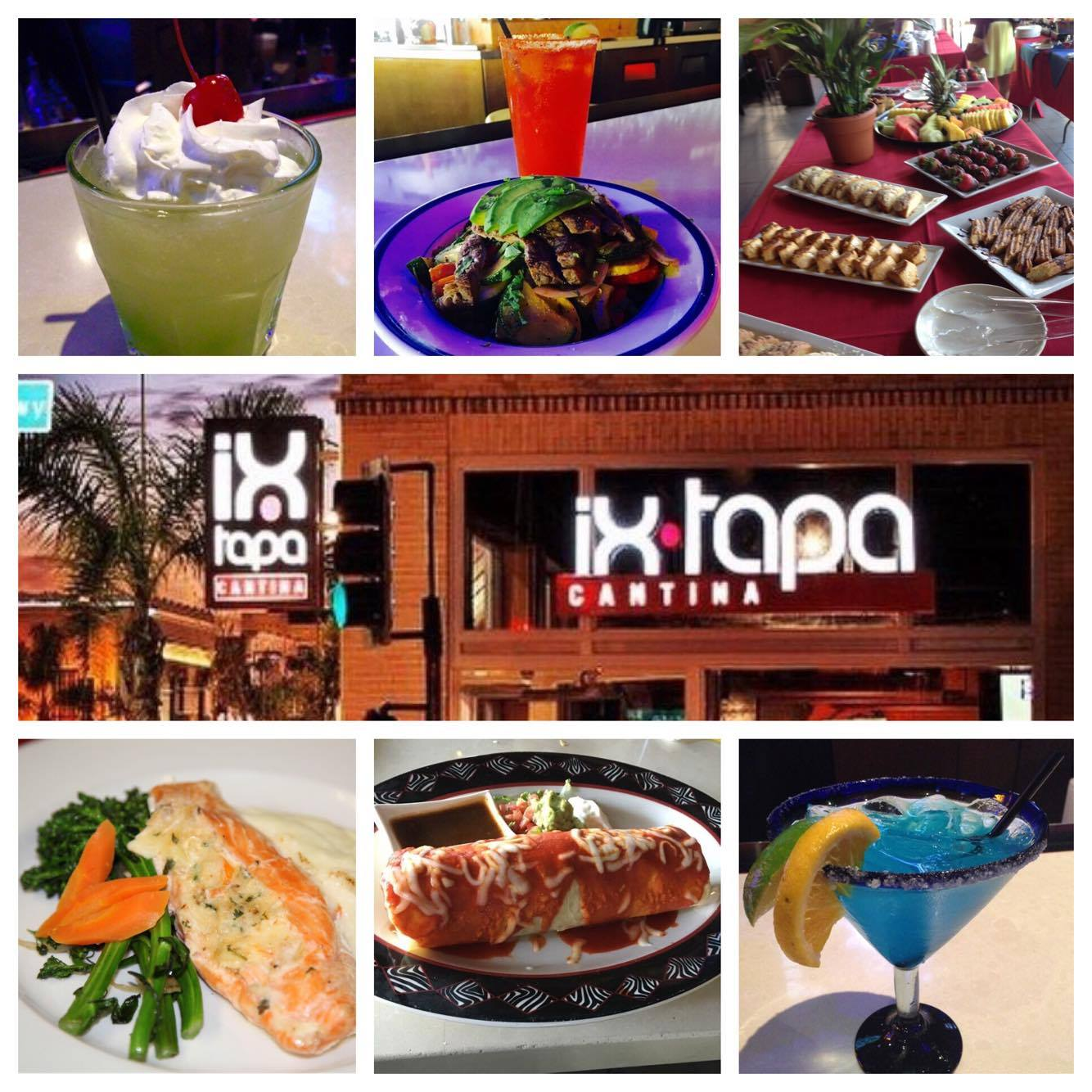 Ixtapa Food collage Aug 2016