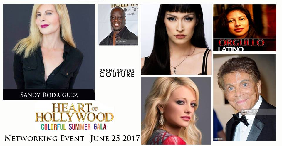 Heart of Hollywood Ix June